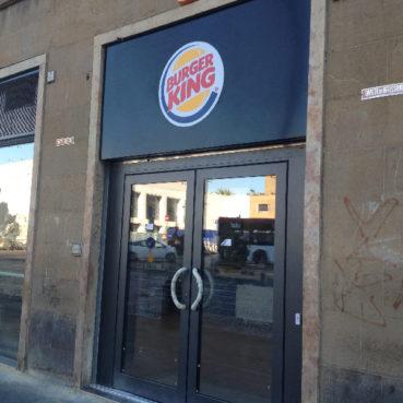 Pulizie post cantiere per grandi fast-food